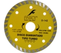 DISCO DIAMANTADO FASCY 110MM TURBO