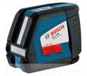 BOSCH NIVEL LASER 20/50MTS GLL2-50 LINEA