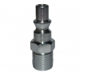 "ADAPTADOR ACOPLE BSP FASCY 1/4"" MACHO"